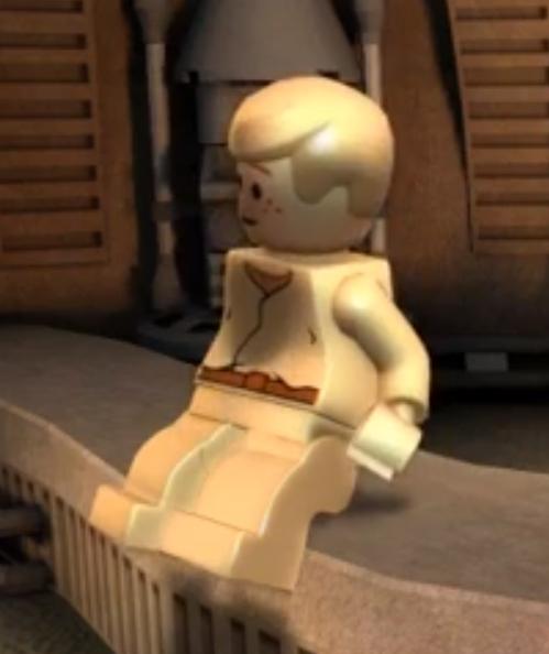 Ep 1 - Lego star wars anakin ghost ...