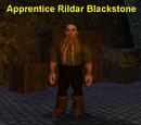 Apprentice Rildar Blackstone