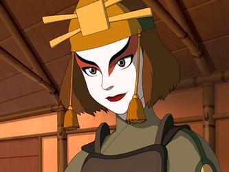 Suki - Avatar Wiki, the Avatar: The Last Airbender resource