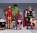 Phineas e Ferb: Missione Marvel