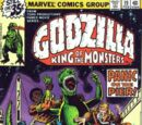 Godzilla, King of the Monsters (Marvel) Issue 19