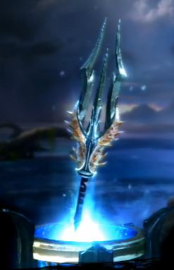 Blade of Poseidon - God of War Wiki - Ascension, Ghost of ...
