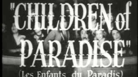 1945 Children Of Paradse - Movie Trailer