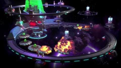 ratchet and clank a crack in time cutscenes 1