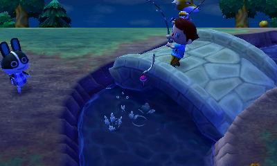 Fishing - Animal Crossing Wiki Oarfish Animal Crossing