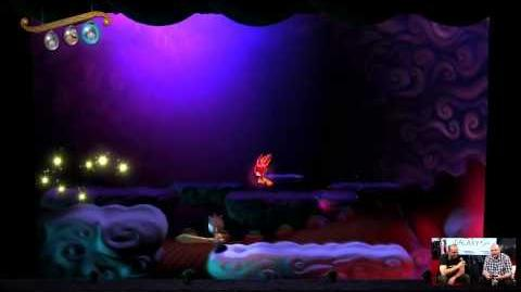 Puppeteer New Official Gameplay Video E3 2013