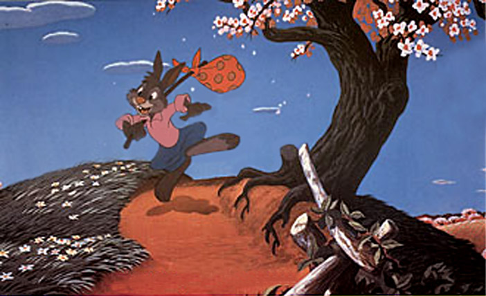 History of Brer Rabbit File Brer Rabbit Walking Jpg