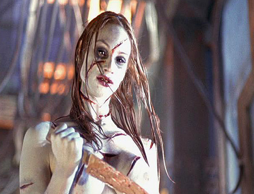 The Angry Princess - 13 Ghosts Wiki