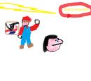 Mario & Luigi: Mario el Pintor