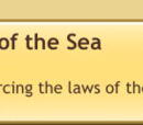 Sheriff of the Sea