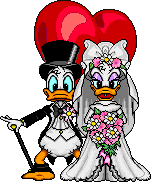 Donald and daisy duck married - photo#6