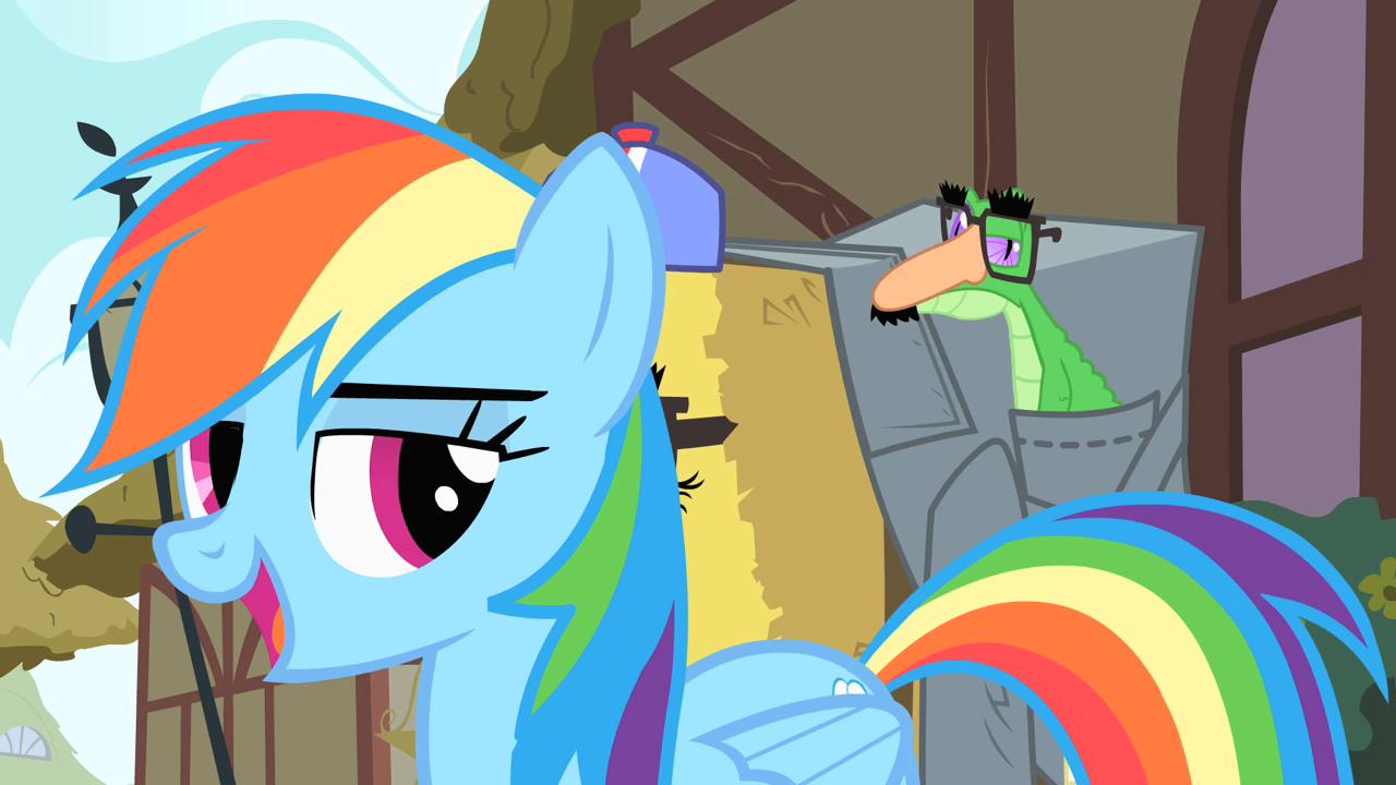 rainbow dash pinkie foot-#3
