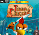 Moorhuhn – Tiger and Chicken