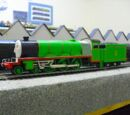 SteamTeam3211/The Flying Kipper - Backdating the Bachmann Henry the Green Engine Model