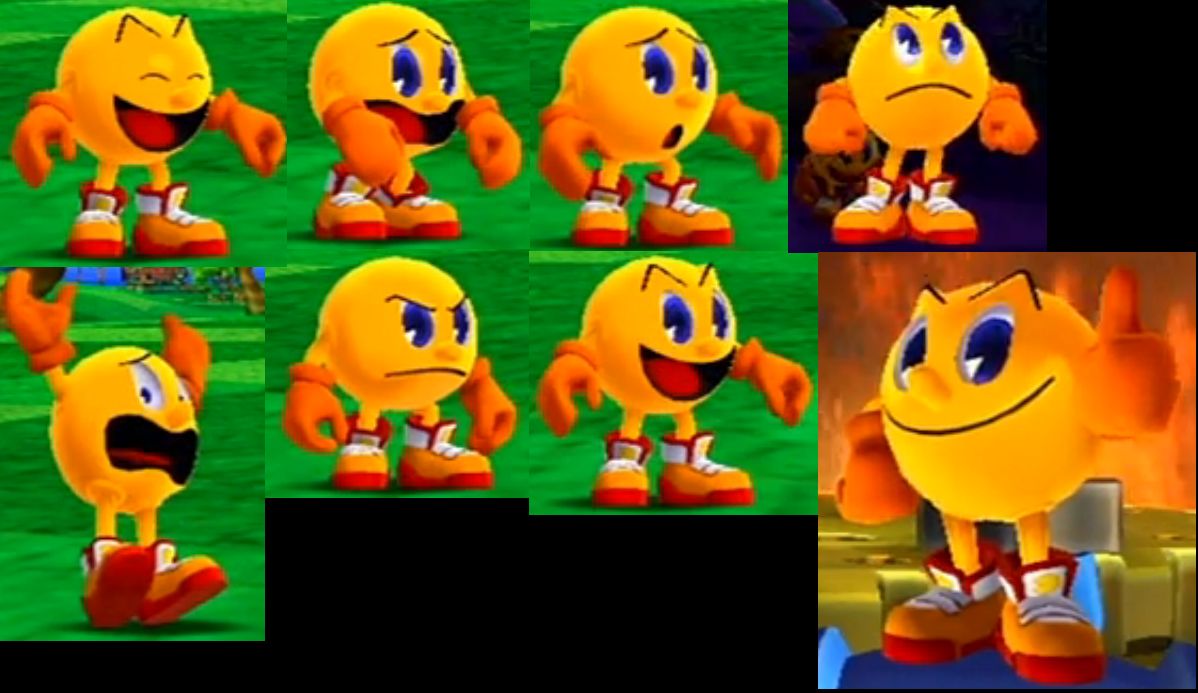 Pac Man S Amazing Full Colour Fan Club Pac Man General
