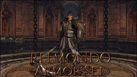 Dragon's Prophet Relmondo Armor Set
