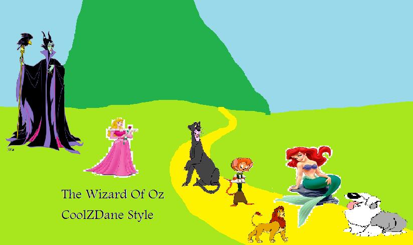 the wizard of oz coolzdane style at scratchpad the home