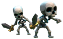 Skeleton render