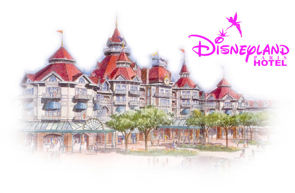 Disneyland Hotel Disneyland Paris Disney Wiki