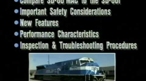 Conrail SD80MAC Pt1 of 5