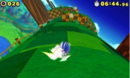Spin Dash in 3D gameplay.png