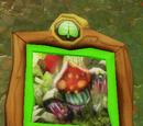 Mushroom Giant Boss Painting