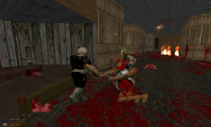 Brutal Doom - The Doom Wikia - Doom, Doom 2, Doom 3, and morezadoom boys