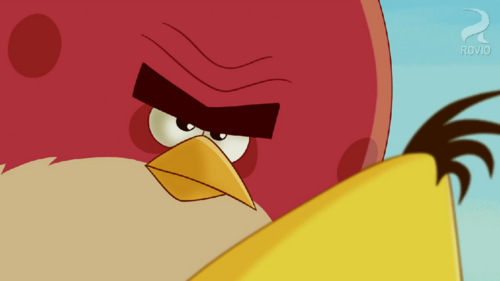 Terence Angry Terence.png Angry Birds