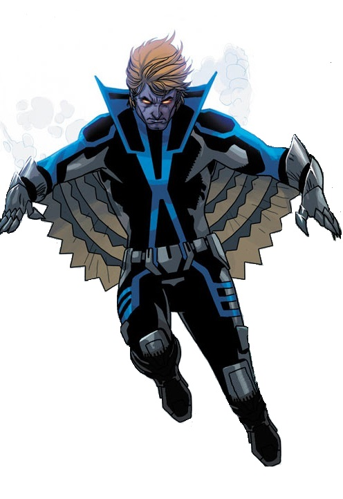 Sean Cassidy (Earth-616) from Uncanny Avengers Vol 1 12