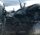 Space Cruiser Prometheus