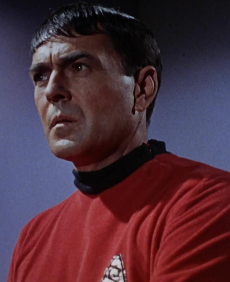 TIL James Doohan, who plays Lt. Commander … - Reddit