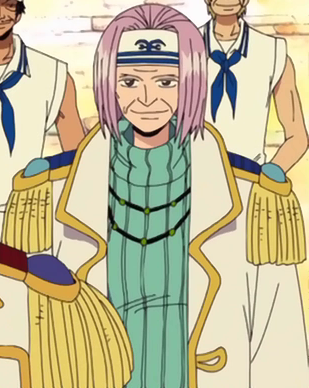 Isoka The One Piece Wiki Manga Anime Pirates