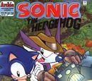 Archie Sonic the Hedgehog Ausgabe 40