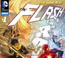The Flash: La revolución de los Rogues
