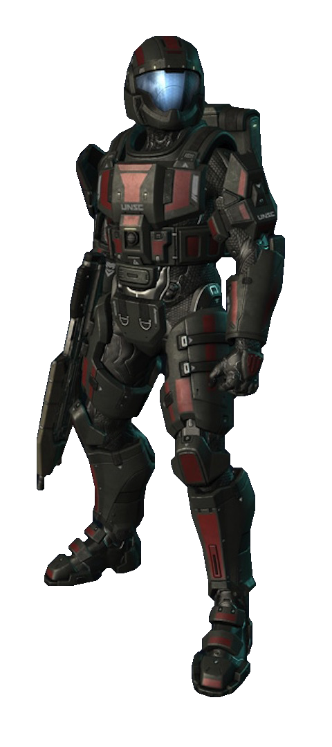 Halo 4 Unsc Marine Armor Gen2 Odst Armor in Halo 4