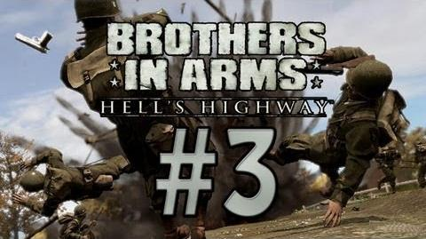 Brothers in Arms Hell's Highway - 3 I BLEW HIM IN HALF!