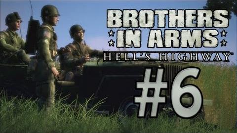 Brothers in Arms Hell's Highway - 6 Five-Oh-Sink