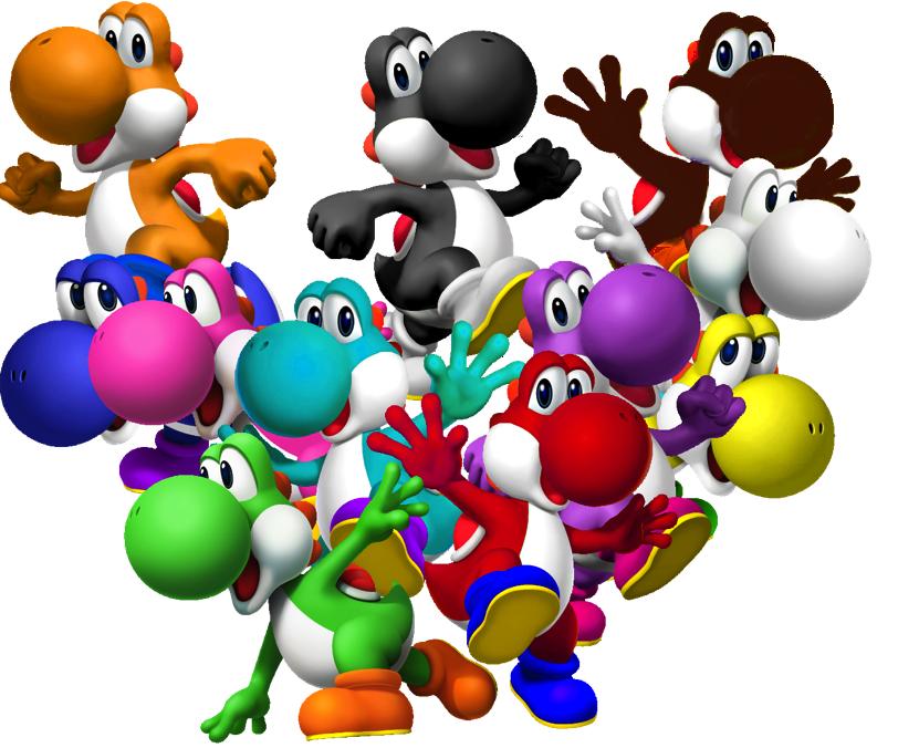 Yoshi Spezies MarioWiki
