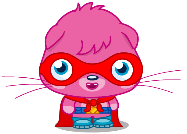 poppet moshi monsters coloring pages - photo#34