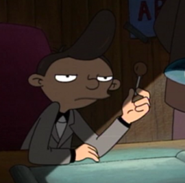 0---tvserials---heyarnold wikia com Thaddeus Curly Gammelthorpe is