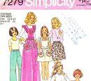 Simplicity 7279 B