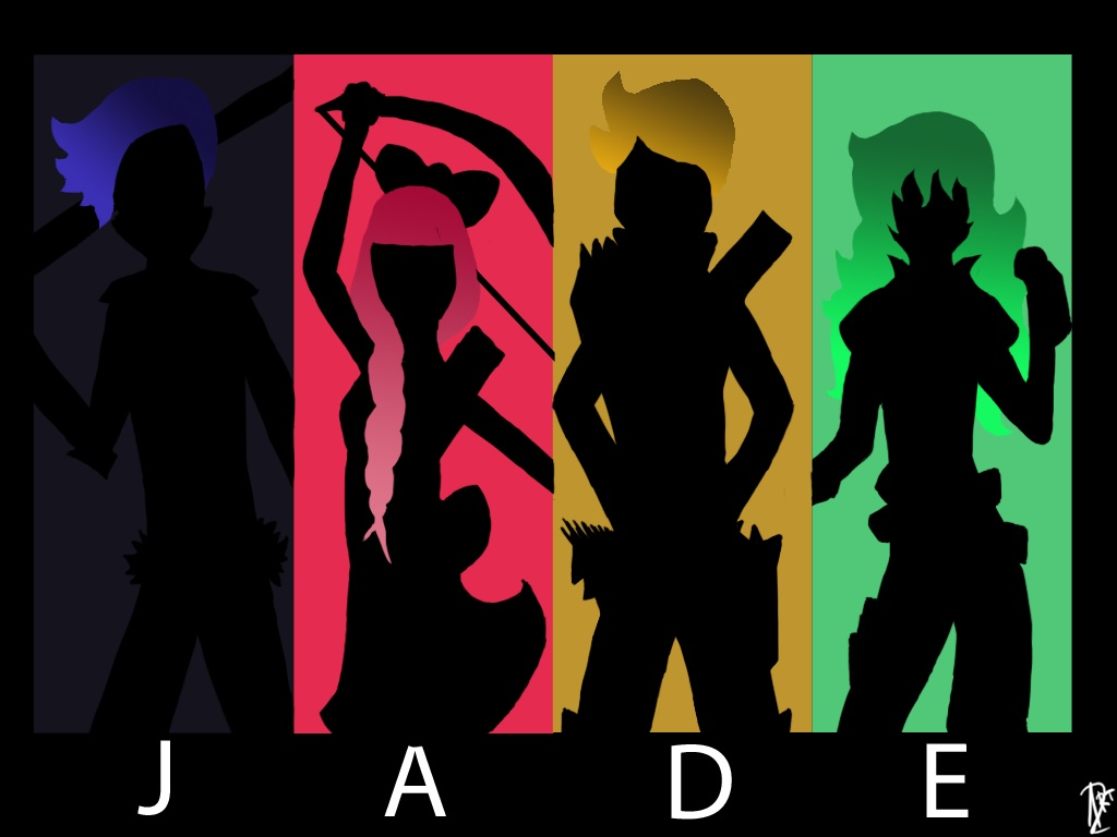 Team JADE Jace RWBY Fanon Wiki