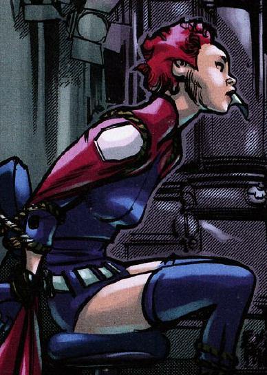 Jason Todd And Scarlet Scarlet - Batman Wiki