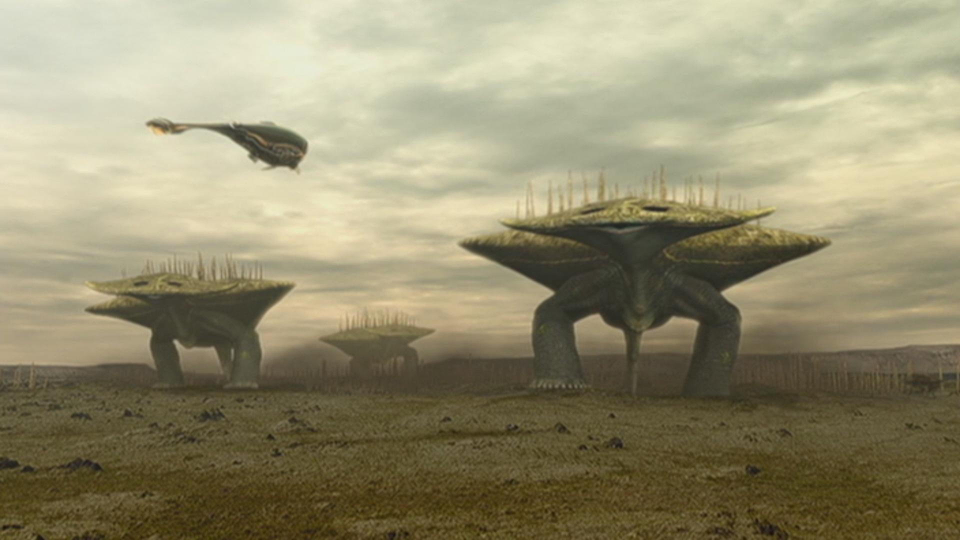 Groveback - Alien Species Wiki - Aliens, UFOs, Space aliens