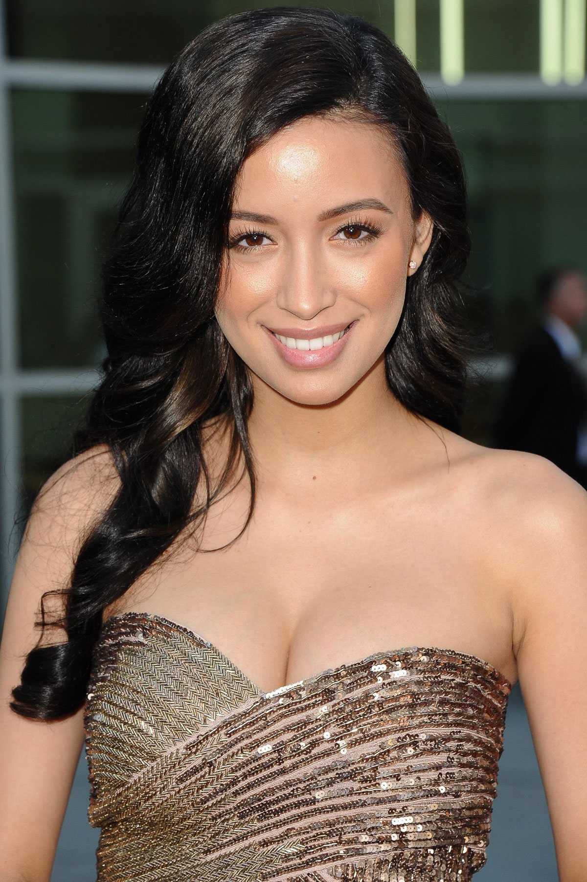 Christian Serratos At Now You See Me Screening In