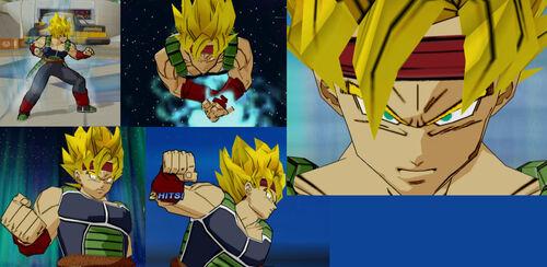 Image - Bardock super saiyan wip by vash32-d5qpu05 jpg - Dragonball