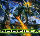 Godzilla (1998 Pinball Game)