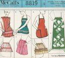McCall's 8819 A