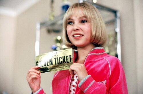 Violet Beauregarde Charlie And The Chocolate Factory Musical Violet Beaurega...