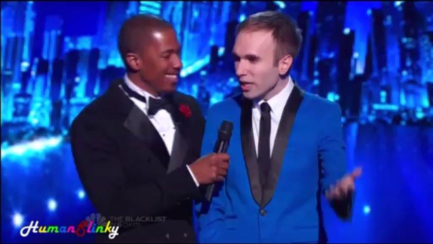 Taylor Williamson, 2nd Performance on The Finals ~ Agt 2013